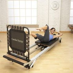STOTT PILATES®  SPX® Reformer Package - you can buy it at Costco!!  Such a fantastic machine.