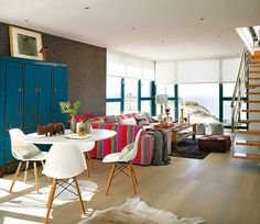 Kalzeno Dekorasyon: Ispanya da Bir Ev