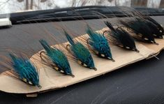 8 Wet flies - Spey Pages