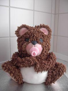 Teddybear cake