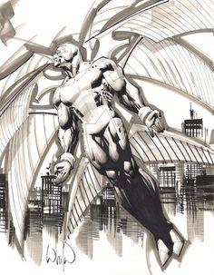 Archangel by Whilce Portacio