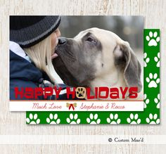 82 Best Dog Christmas Cards Images Christmas Animals Pets