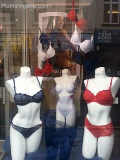 Marie Jo Window at PlumsLingerie.com