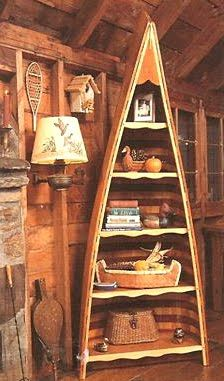 Storage | Glee: What To Do With An Old Canoe?