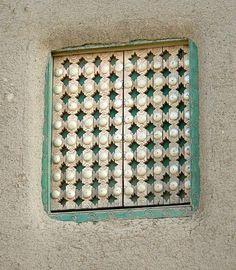 Window in a Wall in Djenne