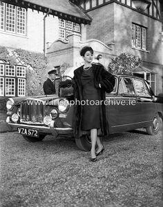 Fur Coats for McConnells Princess Car, Irish Fashion, Fur Coats, Photo Archive, Old Photos, Model, Old Pictures, Vintage Photos