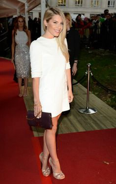 Mollie King attends the Glamour Women of the Year Awards at Berkeley