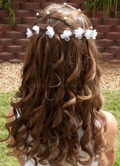 Flower+Girl+Hairstyles+For+Weddings | flower girl hairstyle