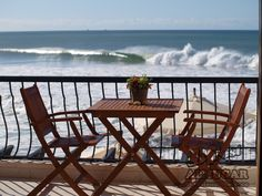 Dfrost Almugar Surf & Yoga House, Morocco Balcony view