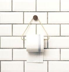 Ferm Living Toilet Paper Holder