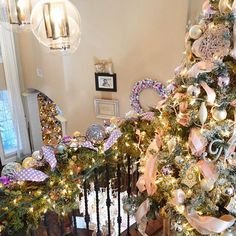 Seriously I need someone to clean the windows😳 Frank... I am gunna need a check!!!!! #christmastree #wreath #decor #seasonaldecor #christmas