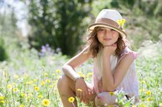 Spring, beautiful time to work outdoor with kids
