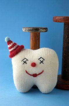 Tooth Fairy Pillows by Fournier / Clown