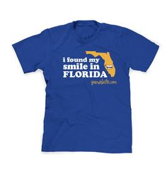 Did you find your smile in FL?
