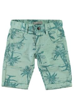 KIDS NITIESPER TWILL SHORTS - Name it