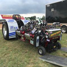Dirtslinger at goshen in 2018 Logging Equipment, Heavy Equipment, Truck And Tractor Pull, Truck Pulls, Concept Motorcycles, Antique Tractors, Monster Trucks, Engineering, Mini