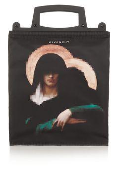 Givenchy Rave shoulder bag in Madonna print NET-A-PORTER.COM