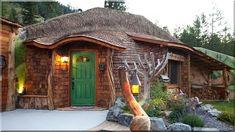 rusztikus stílusú ház