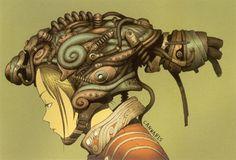 Inspiring illustration | Tatsuyuki Tanaka