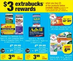 Centrum Vitamin Coupons
