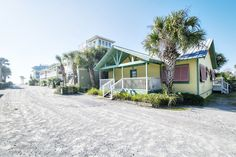 Heron's Watch is a beautiful cottage featuring 3 beds, 2 baths, and sleeps 6. It's also only 100 yards from the beach Just 1 block from Red Bar, and many fun activities, including 1 free bike rental per day!