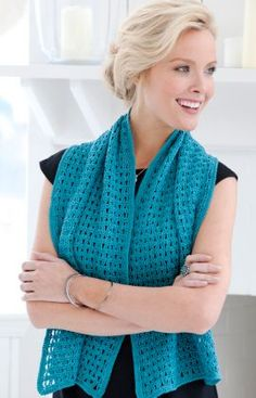 "Evening Shawl - If you have never worked with thread, this would be a good starting project as it uses size #3 thread (3 balls) with an F hook. Just remember thread does not ""forgive"" like yarn does, but with practice, it will be just as easy. free pattern from bestfreecrochet.com"
