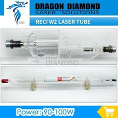 353.60$  Watch now - http://ali9sk.shopchina.info/go.php?t=32783179825 - Reci W2 80W CO2 Laser Tube Length 1200mm Dia. 80mm for CO2 Laser Engraving Cutting Machine Upgrade S2 Z2 353.60$ #aliexpress