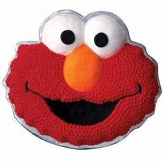 This Elmo birthday cake will put a smile on your child's face. Everybody loves Elmo, and you'll love how easy it is to make this cake.