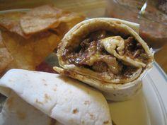 Oct14 021 Tito's Tacos all meat burrito tito's tacos