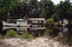 shrimp boat, Houma, Louisiana - I've been to Houma,La. before!