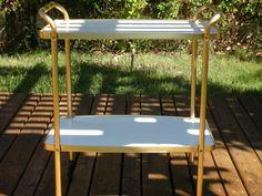 Vintage Cosco Kitchen Utility Cart. $99.00, via Etsy.