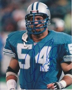 AAA Sports Memorabilia LLC - Chris Spielman Autographed Detroit Lions 8x10 Photo - College Hall of Famer, $59.95 (http://www.aaasportsmemorabilia.com/nfl/chris-spielman-autographed-detroit-lions-8x10-photo-college-hall-of-famer/)