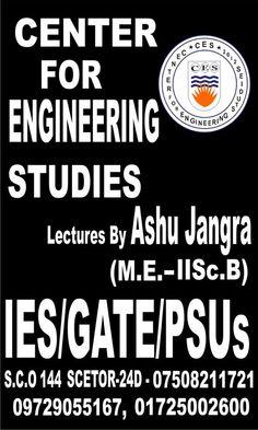 #Gate #IES #PSU #training and #coaching in #chandigarh