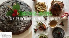 The perfect recipes for a celebratory Christmas meal but simple enough to prepare.