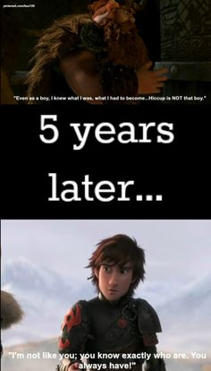 Hiccup i love you so