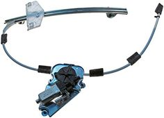 Dorman 741-526 Front Driver Side Replacement Power Window Regulator with Motor for Jeep Liberty