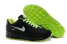 Nike Air Max 90 KTPU Correr negro / amarillo http://www.esnikerun.com/