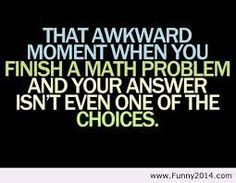 I hate math! And this has happened to me in school so many times! Mr math teacher Please ! Math Jokes, Math Humor, Math Cartoons, Funny Math, School Jokes, School Stuff, I Hate Math, Me Quotes, Funny Quotes