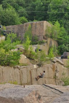 In The Quarry Stony, Thimble, Connecticut, Islands, Explore, Granite, Nature, Travel, Naturaleza