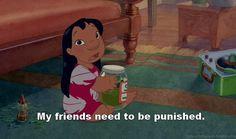 Cuando mis amigas me traicionan