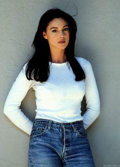 Monica Bellucci c. 1996