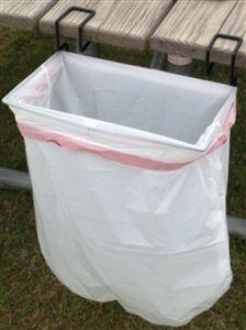 RV or tailgating Trash-Ease Garbage Bag Holder