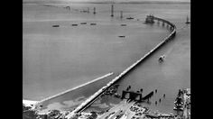 See how things have changed over time in Baltimore — or how some areas haven't changed much at all. Here are 100 of the best Retro Baltimore now-and-then photos. Browse through more Retro Baltimore photos and stories reflecting on old Baltimore. Chesapeake Bay Bridge, Then And Now Pictures, Photographs And Memories, Baltimore, History, Retro, Places, Water, Photography