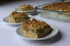 White Cheddar Mac Green Bean Casserole
