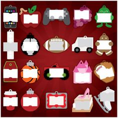 Give a Gift Card SVG Kit