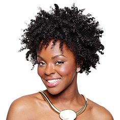 Design Essentials Natural - Curl Type: 4A – Coiled with Spring
