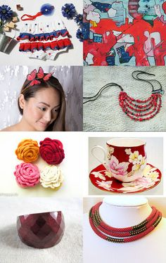 Red is for Passion by Jenny Kupermann on Etsy--Pinned with TreasuryPin.com
