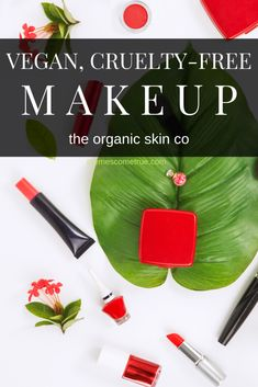 Cruelty Free Vegan Makeup: The Organic Skin Co Review - I am so happy I found this cruelty free vegan makeup.  Gorgeous colors that last all day, and a purchase I can truly feel good about.  #crueltyfreemakeup #veganmakeup