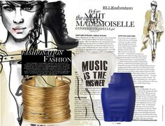 """""""The.Beat.Goes.On"""" by mizzbambi on Polyvore"""