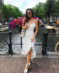 Fashion outfits ideas chic and cute outfits what to wear casual fashion ideas Cute Dresses, Casual Dresses, Casual Outfits, Cute Outfits, Looks Style, Casual Looks, Fashion Pants, Fashion Outfits, Fashion Ideas